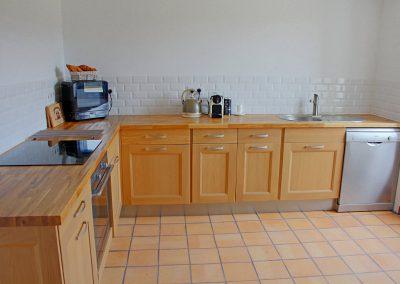 Le Chai kitchen