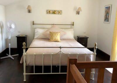 La Vigne bedroom