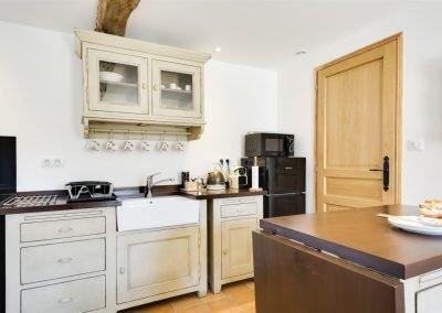 Le Liege kitchen